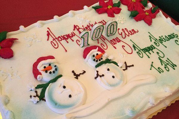 100 birthday The Majestic